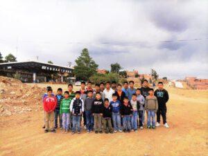 Bolivien - GKS leistet nach dem Ausfall der Tankstelle die dringend notwendige Überbrückunsgshilfe