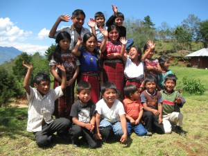 Guatemala - Gruppenbild