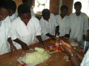 2 Project Human Aid - Berufsschule Praxis-Unterricht 01