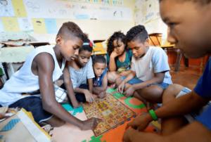 115_Brasilien_Treffpunkt für Kinder aus Elendsvierteln_Zentrum Portas Abertas in Centenario_Quelle Georg-Kraus-Stiftung_p