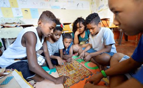 Portas Abertas: offene Türen für Brasiliens Kinder