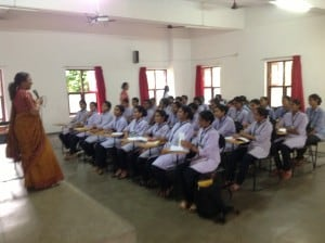 Indien, Krankenschwesterausbildung, Nr. 118