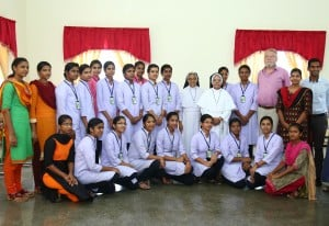 Indien, Krankenschwesterausbildung, Pr-Nr. 118