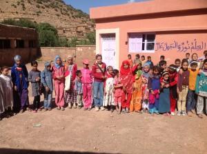 Marokko - Schule