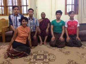 Myin Thar Klosterschule