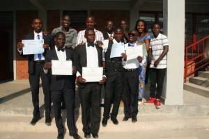 Burundi - Schulabsolventen 2016