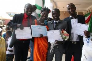 GKS-Burundi Ausbildungsplätze in Bujumbura
