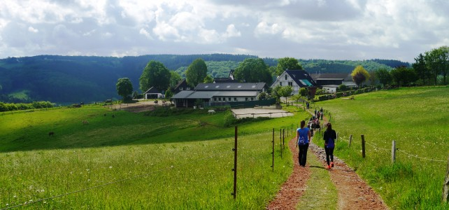 Wikinger-Wandermarathon 2017: Wandern für Äthiopien