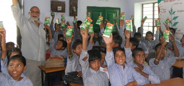 Nordindien: Mit Hacke und Saatgut gegen den Hunger
