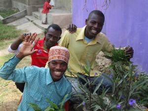 Tanzania, Waisenheim - Renovierungsarbeiten