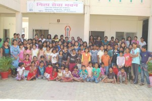 Indien, Bhopal - Nitya Seva Family