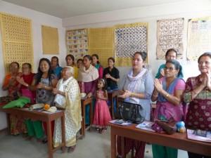 Nepal_Mahadevi-gemeinsames Singen