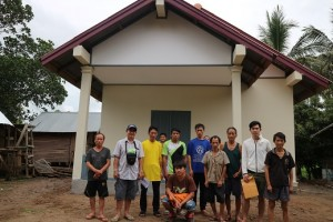 Laos - Bane Nasane - Lehrerhaus 6 - 2017