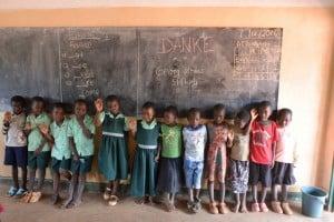 Malawi - Schulbau 2016-18