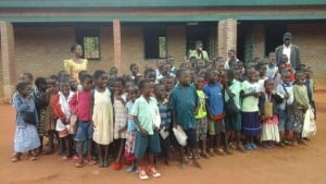 Malawi-Schulprojekt 2016-18