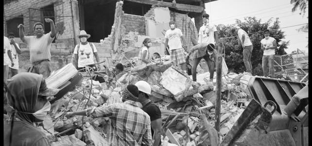 Erneutes Erdbeben der Stärke 6.1 erschüttert Mexiko