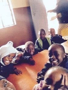 Kenia, Tenderfeet School Juamii - 4