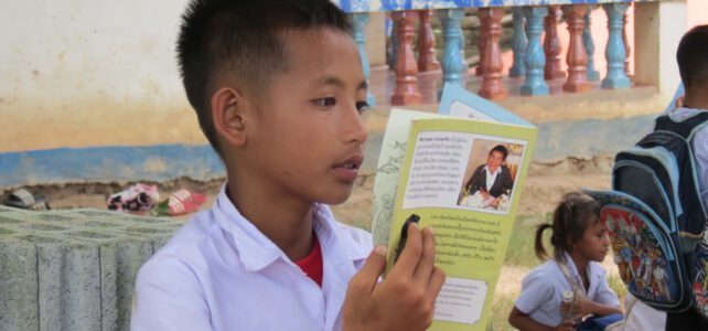 Books for Laos